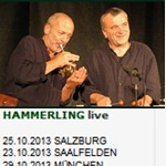 Freihändig - 5 Lesungen, Musik-Repertoire, Duo Hammerling
