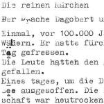 Liebe eltern. - Korrespondenz mit Leseproben, Roman Moser