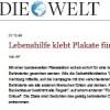 Sympathiekampagne der Lebenshilfe Deutschland, Aktion