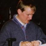 Georg Paulmichl Lesung, Vollversammlung Lebenshilfe Südtirol - am 19.03.1988 zur Vollversammlung der Lebenshilfe Südtirol