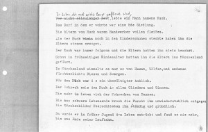 Leseproben Fax Papier 05, Familie Paulmichl