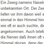 Nasekrumm - ein Märchen von Georg Paulmichl