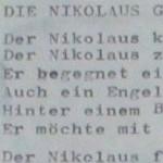 Die Nikolaus Geschichte - eine Erzählung von Georg Paulmichl