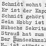 Schmidt - ein Text von Georg Paulmichl