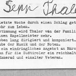 Sepp Thaler - ein Text von Georg Paulmichl