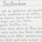 September - ein Text von Georg Paulmichl