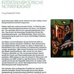 aus dem Tätigkeitsbericht, Lebenshilfe Tirol, 2010