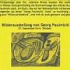 Ausstellung, Georg Paulmichl, Basel