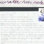 Winter im Schnee - ein Text von Georg Paulmichl