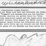 Winterlandschaft - ein Text von Georg Paulmichl